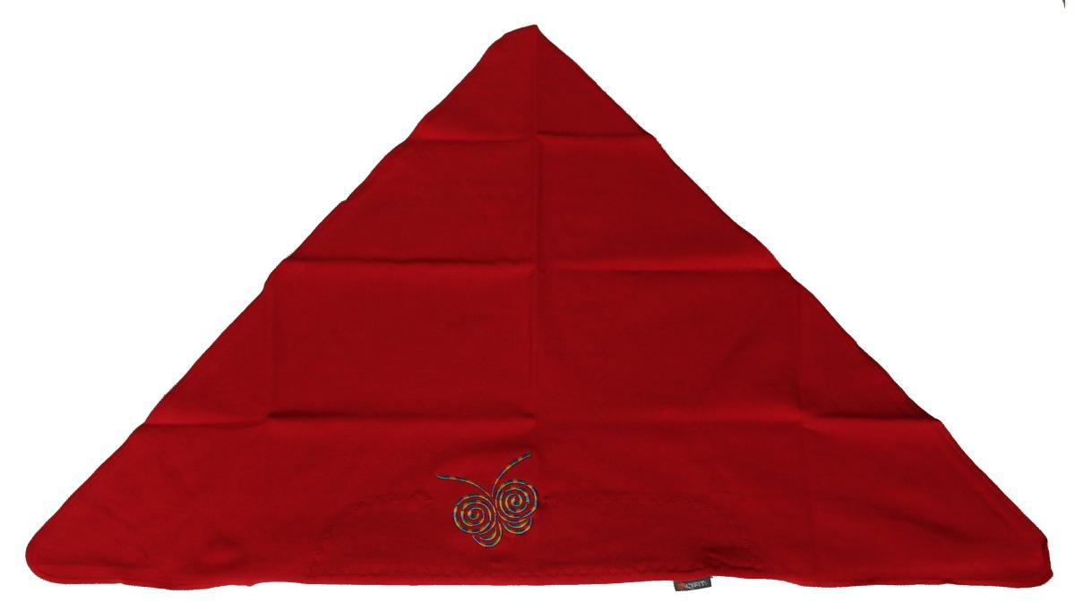 (0139) INFIT Pirát - trojúhelníkový šátek dvouvrstvý e483dfdf81
