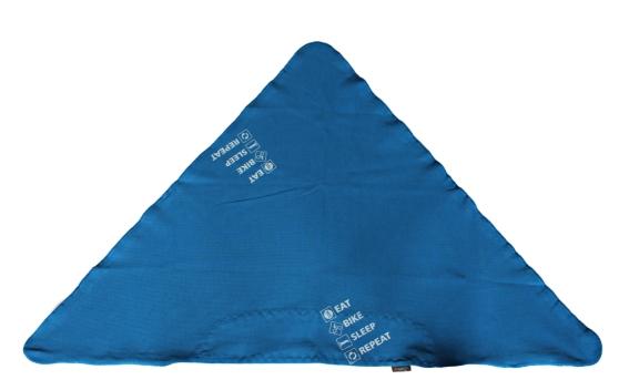 0139) INFIT Pirát - trojúhelníkový šátek dvouvrstvý  abf7fa0cb0