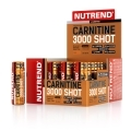 NUTREND CARNITINE 3000 SHOT 20x60 ml - jahoda