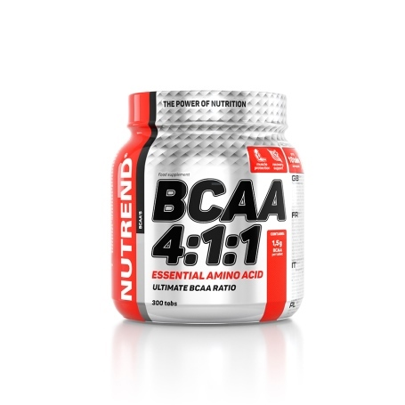 NUTREND BCAA 4:1:1 TABS - 100 tablet