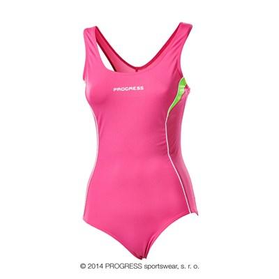 ORCA dámské sportovní jednodílné plavky Aqua Stuff PROGRESS  4f9a31b885