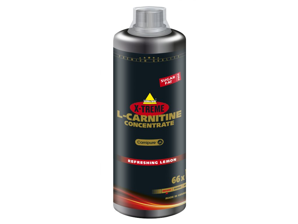 X-TREME L-CARNITINE CITRÓN KONCENTRÁT 1000 ML