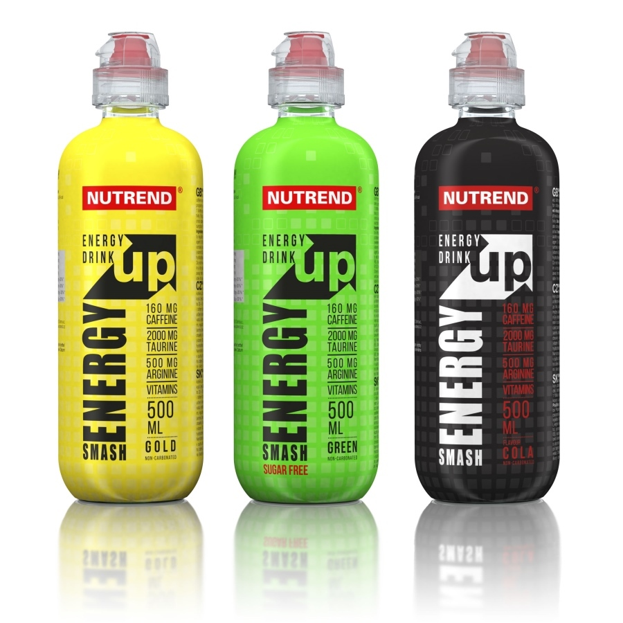 NUTREND SMASH ENERGY UP SMASH ENERGY UP 500 ml