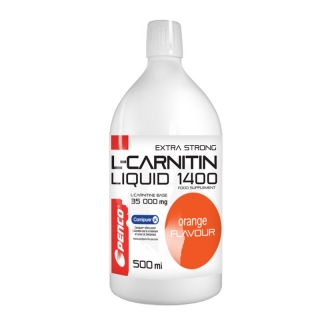 PENCO L-KARNITIN LIQUID spalovač tuků 500 ml