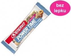ENERVIT Power Time tyčinka, bez lepku 35 g
