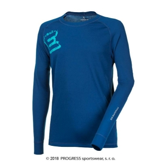 DF NDR PRINT pánské termo tričko dlouhý rukáv PROGRESS empty 63685336c0