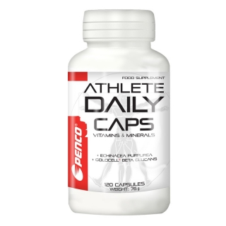 Penco multivitamin s minerály athlete daily caps 120 tobolek