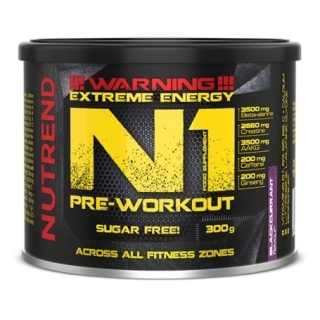 NUTREND N1 PRE WORKOUT 300 g